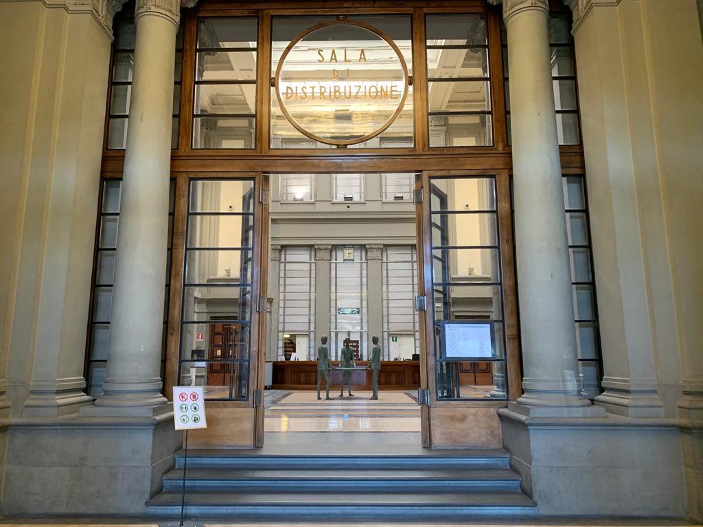 Modalità di accesso in biblioteca e di richiesta dei documenti a partire dal 31 agosto