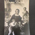 Torino, Bromostampa 1936 (da Raffaello Sanzio, Madonna del Cardellino, Firenze, Galleria degli Uffizi)