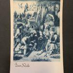 s.l., Fotoseta 1925 (da Luca Signorelli, Adorazione dei pastori, Londra, National Gallery)