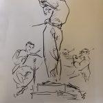 Illustrazione tratta dal Fondo SeldenGoth_Busoni